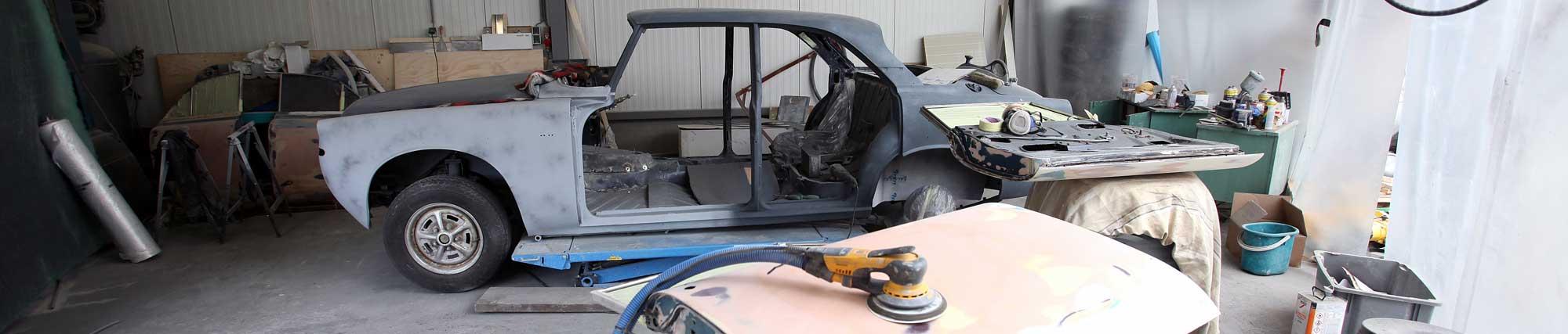 restauratie rover
