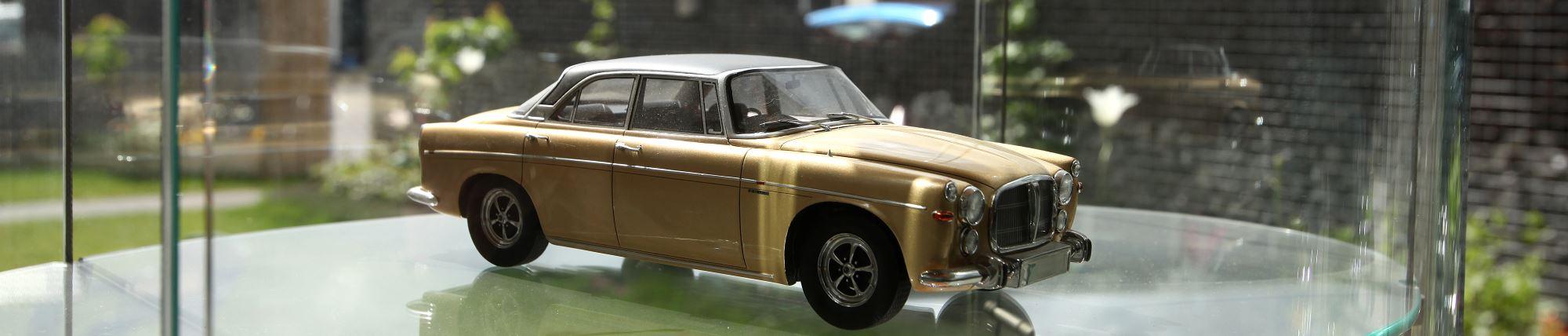 klassieke rover miniatuur
